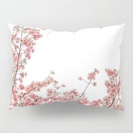 Cherry Blossoms (Color) Pillow Sham