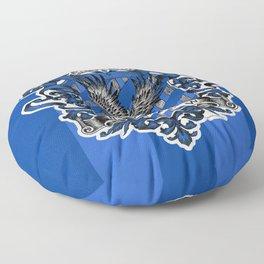 Ravenclaw Color Floor Pillow