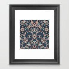 Dark Deco Framed Art Print