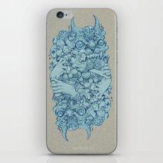 Stone guard iPhone & iPod Skin