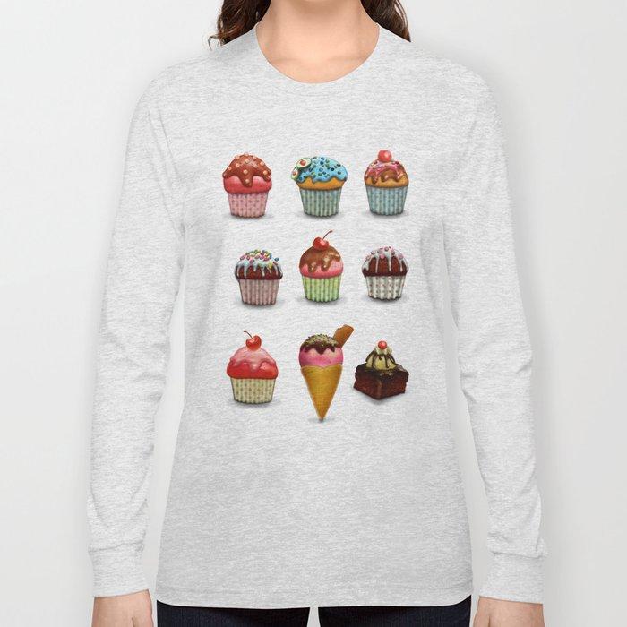 Muffins Long Sleeve T-shirt