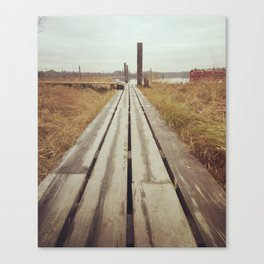 Autumn in Norway Canvas Print