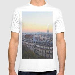 Ce soir. T-shirt