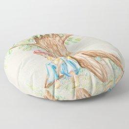 Julie Depressed Floor Pillow
