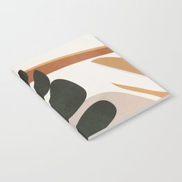 Abstract Plant Life I Notebook