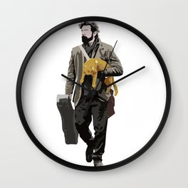Llewyn Wall Clock