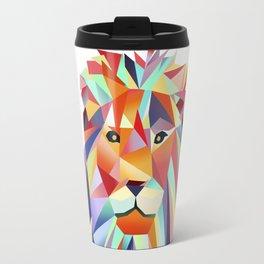 Lion Leonard Travel Mug
