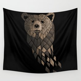 Grizz Wall Tapestry