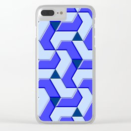 Geometrix XX Clear iPhone Case