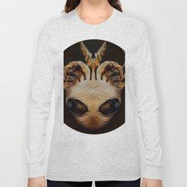 Alien Goddess Long Sleeve T-shirt