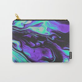 LAVENDER BLOOD Carry-All Pouch