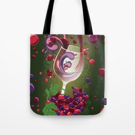 Taste Test - Mixology Series Tote Bag