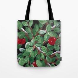 Winterberry Tote Bag
