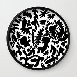 Rupestre Wall Clock