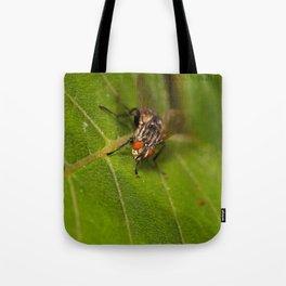 Macro dicky Tote Bag