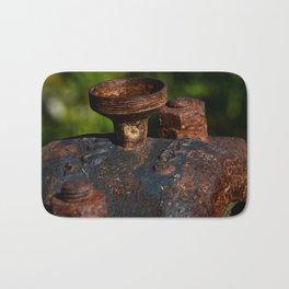 Rust - I Bath Mat