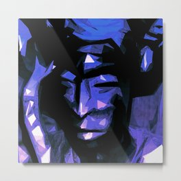 Mystic Oracle Metal Print