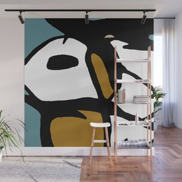 Abstract Painting Design - 3 Wall Mural