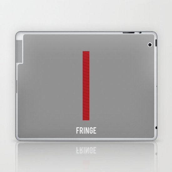 Fringe - Minimalist Laptop & iPad Skin