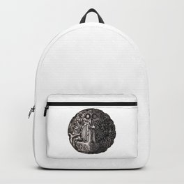 Helvegr Viking Coin Backpack