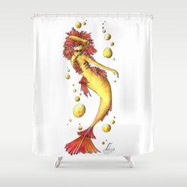 Mermaid 23 Shower Curtain