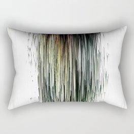 Planet Pixel Dust Up Rectangular Pillow