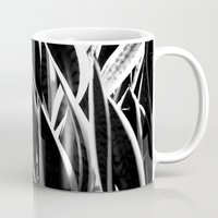 plant Mugs featuring plant by Baptiste Riethmann