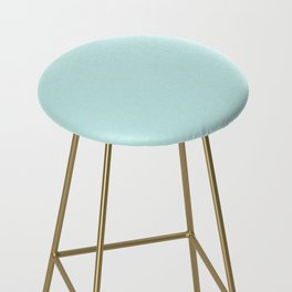 Solid Color Series - Cyanish White Bar Stool