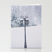 narnia Stationery Cards featuring Welcome to Narnia by Angela Stansell Photography