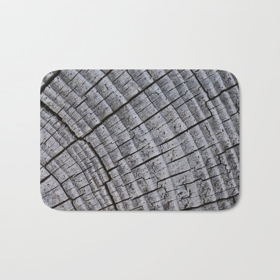 Touch Wood Bath Mat