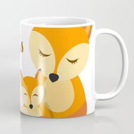 mother's day badges with cute animals 001 Coffee Mug
