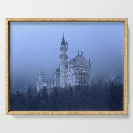 Neushweinstein Castle Serving Tray