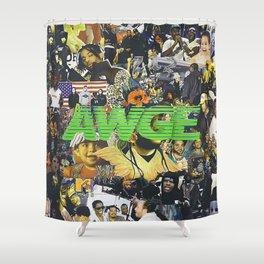 AWGE Shower Curtain