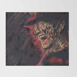 Freddy Throw Blanket