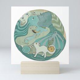 Planet Earth 1 Mini Art Print