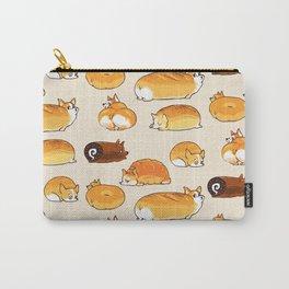 Bread Corgis Carry-All Pouch