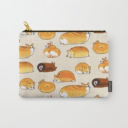 Bread Corgis Carry-All Pouch