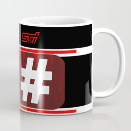 STI Sharp Coffee Mug