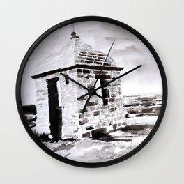 THE SHOOTING BOX Wall Clock