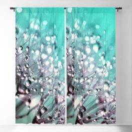 Dandelion Blowball Macro Close Up Blackout Curtain