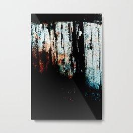 Rust 2 Metal Print