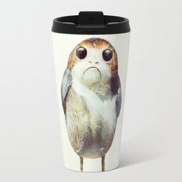 Porg on Ahch-To Travel Mug
