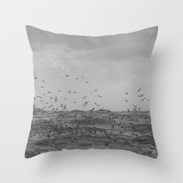 A perfect storm - Hampton Style Throw Pillow