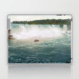American Falls from Canada - Vintage Niagara - 1898 Laptop & iPad Skin
