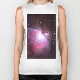 Great Nebula in Orion Biker Tank
