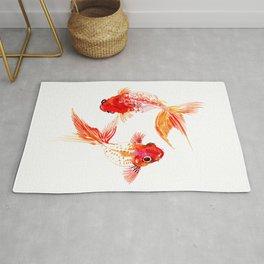 Goldfish, Feng Shui Rug