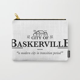 Baskerville Carry-All Pouch