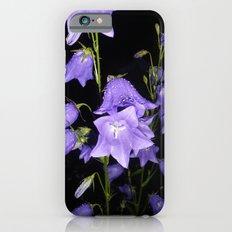 Flowers in Purple iPhone 6s Slim Case