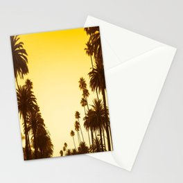 Palm Treess Stationery Cards