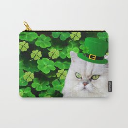 Patricks Irish Cat Carry-All Pouch